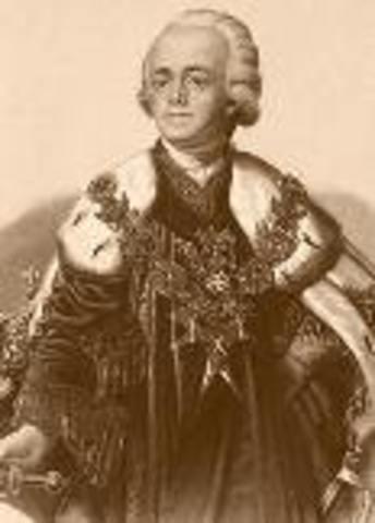 Павел I Петрович Романов (20.09.1754-12.03.1801)