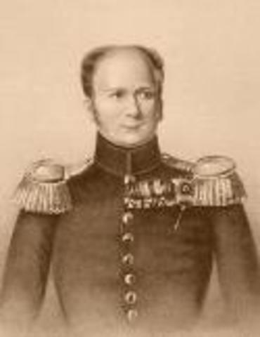 Александр I Павлович Романов (Благословенный) (12.12.1777-19.11.1825)