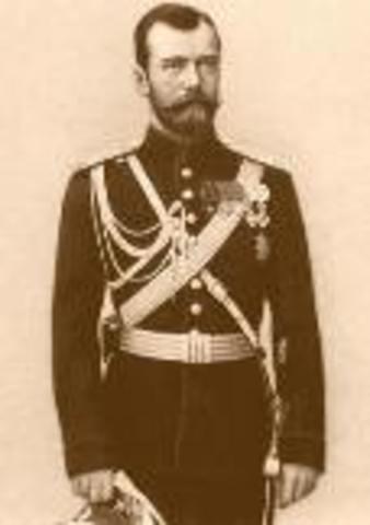 Николай II Александрович Романов (Кровавый) (06.05.1868-17.07.1918)