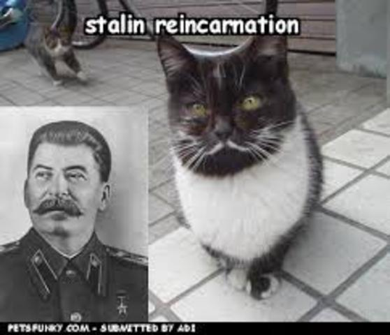 Death of Stalin Consequences