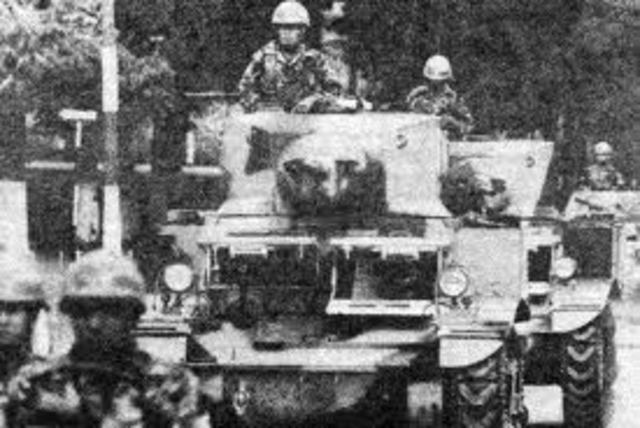 The Guatemalan Coup