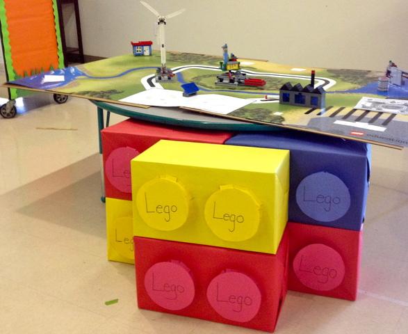 Making a robot