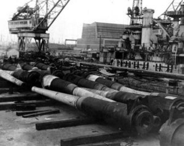 Four Power Naval Treaty