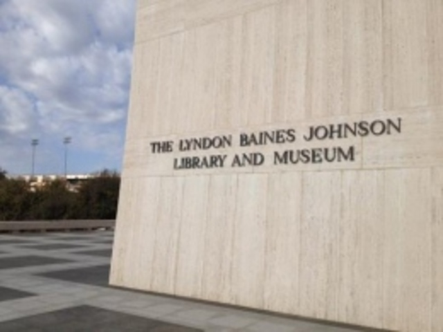 Comparing LBJ and GWB Libraries
