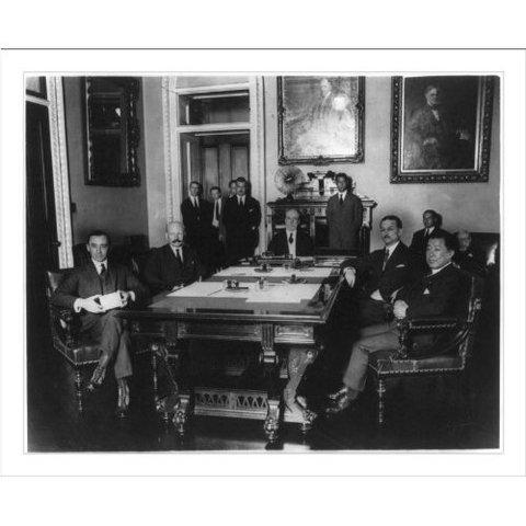 Five-Power Naval Treaty