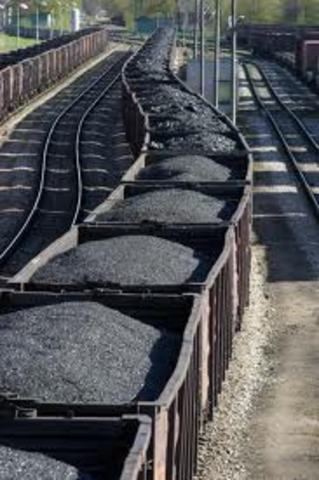First Commercial Coal Mine
