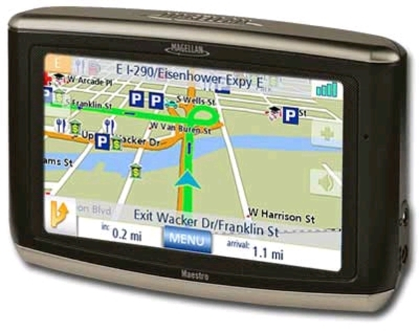 GPS Launched