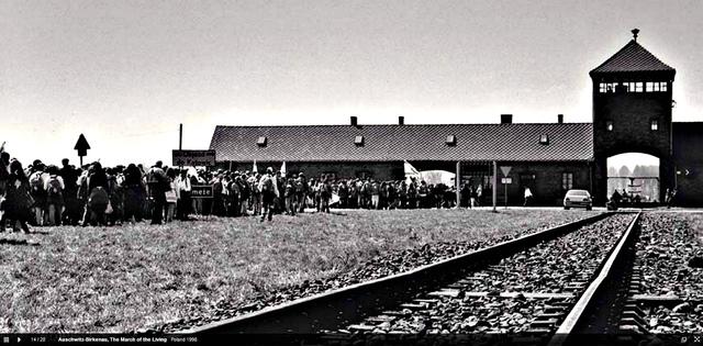 Begining of the Holocaust