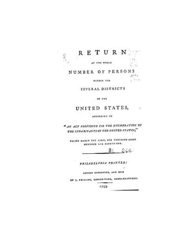The Naturalization Act of 1790