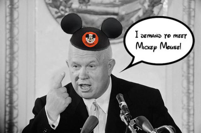 Krushchevs speech consequences