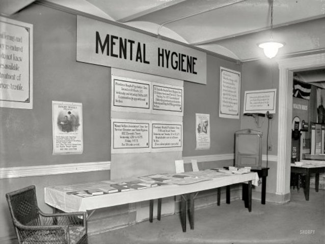 National Committee for Mental Hygiene