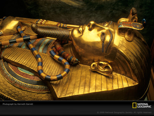 Tomb of King Tut Discovered