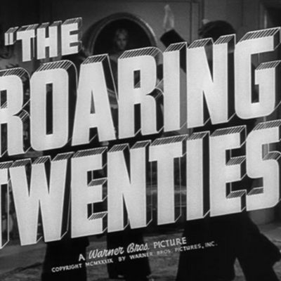 The Roaring Twenties timeline