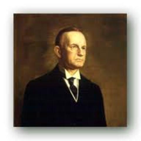 John Calvin Coolidge, Jr