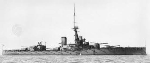 Five-Power Naval Limitation Treaty