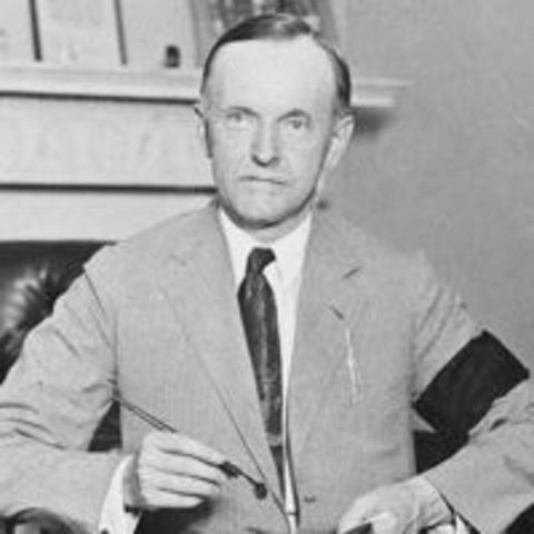 Election of Coolidge