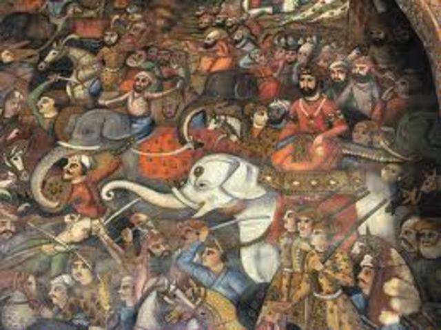 Battle of Karnal