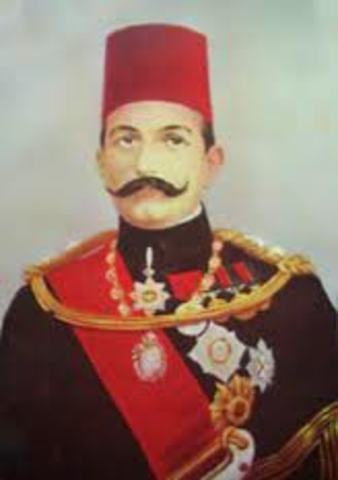 End of the Reign of Abbas II