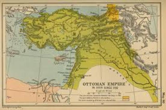 Ottoman Sultanate Abolished