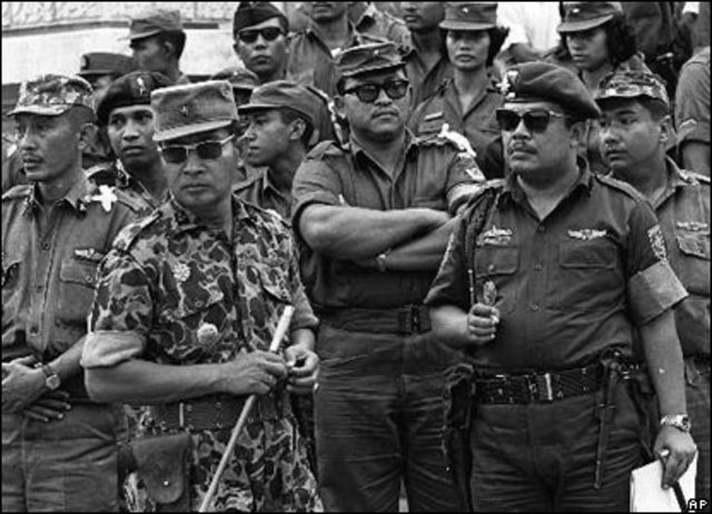 Indonesian Coup