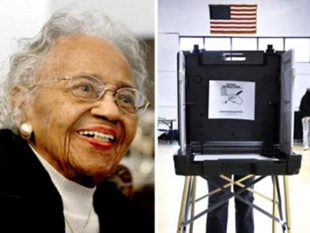 Ann Nixon Cooper Votes