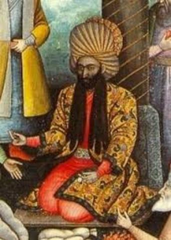 Sultan Husayn Rules Safavid Dynasty