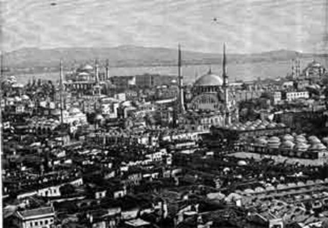 Treaty of Constantinople