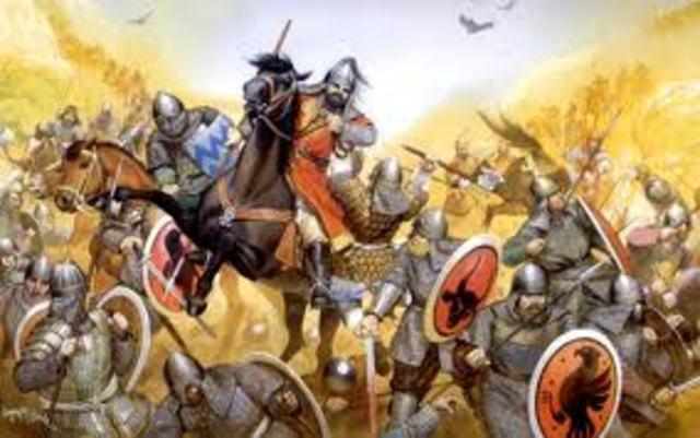 Siege of Bursa