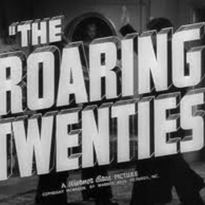 Roaring 20's timeline