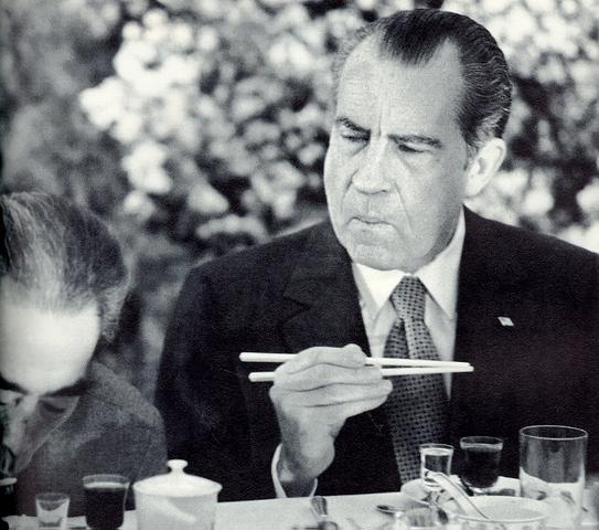 Nixon's visit Consequences