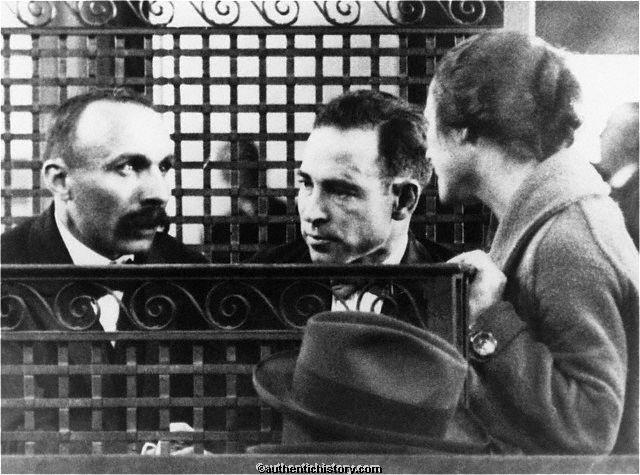 Sacco and Vanzetti Case