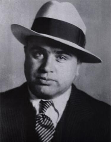 Al Capone (1899-1947)