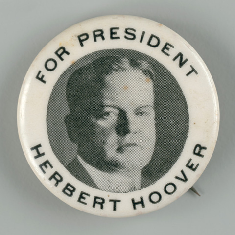 Election of Hoover