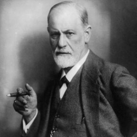 Sigmund Freud(1856-1939)