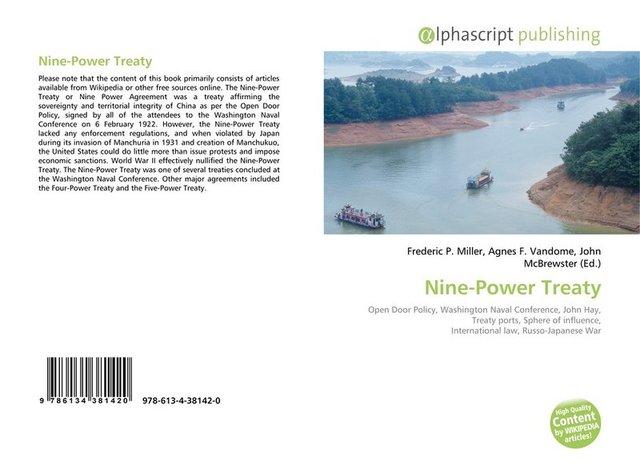 Nine-Power Treaty