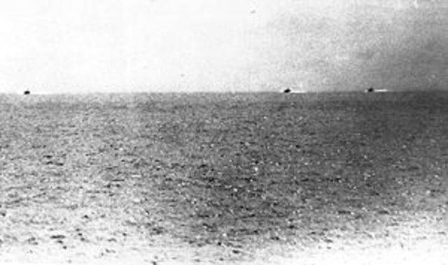 The US involvement in the Vietnam War is precipitated by the Gulf of Tonkin Incident.