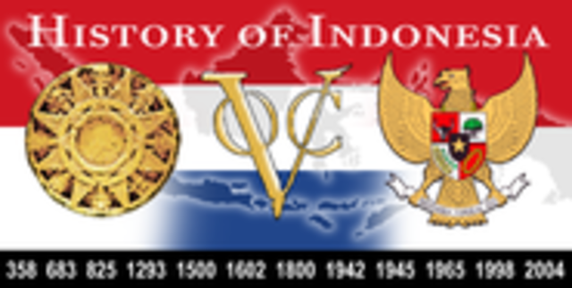Indonesian generals attempting a coup are killed in the 30 September Movement.