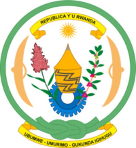 Rwanda proclaimed a republic