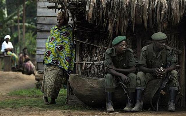 Rwanda Genocide between Hutus and Tutsis