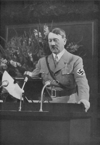 Adolf Hitler becomes the leader of the Nazi Party