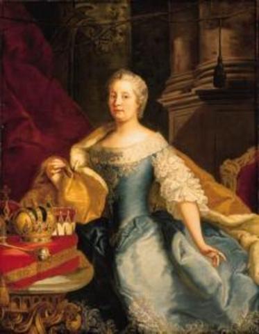 Maria Theresa (Ruler of the Austrian Empire)