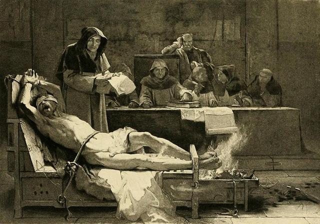 The Spanish Inquisition (1478-1834)