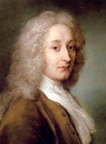 Antoine Watteau was born