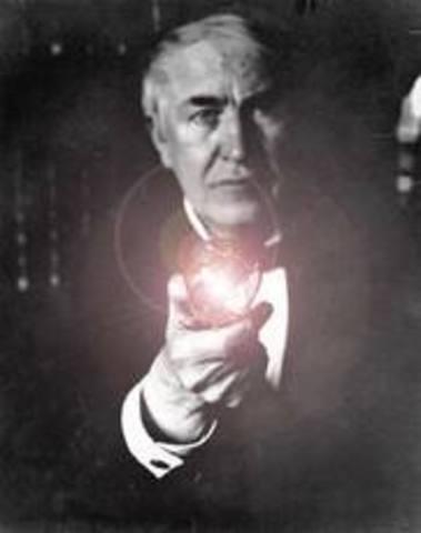 INCANDESENT LIGHT BULB - Thomas Alva Edison - Part 3