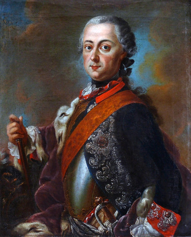 Frederick II dies
