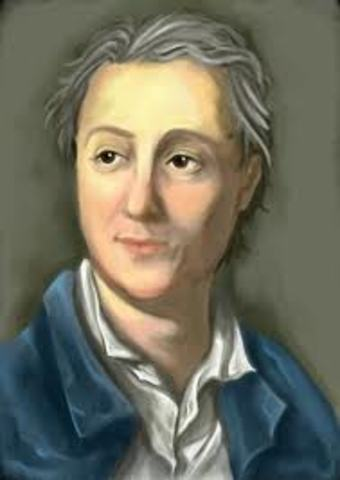 Diderot traveled to St. Petersburg