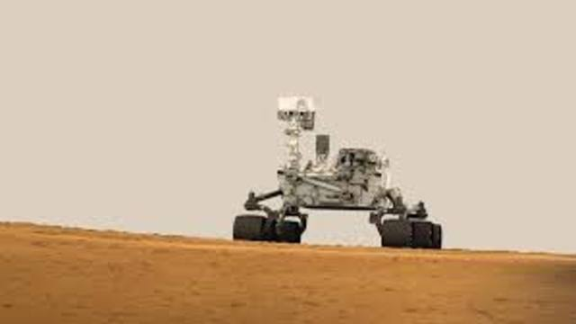 First successful Mars Rover is launched (America)