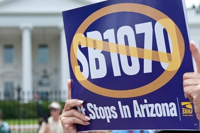 SB 1070- 2010