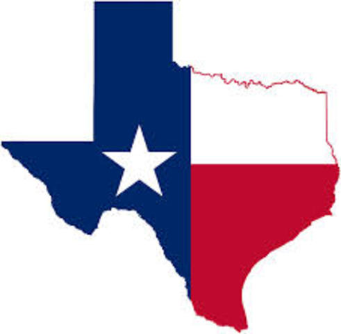 Texas becomes the 28th state