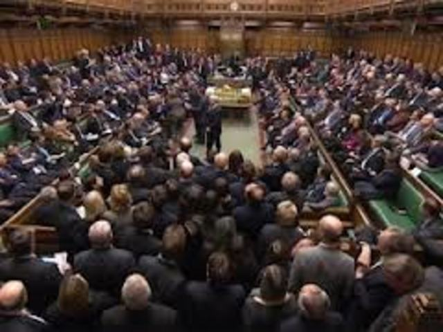 UK Parliament passes Gay Marriage Bill